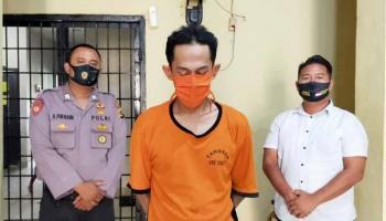 Kedapatan Mencuri, Oknum Karyawan PT Timah Ditangkap