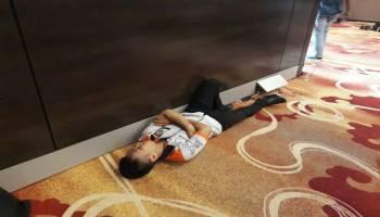 Kejar Pleno Rekapitulasi Suara, Anggota PPK Hanya Tidur 3 Jam