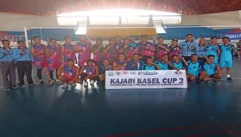 Kejari Basel Cup 2 Resmi Dibuka, Ini Pesan Kajari