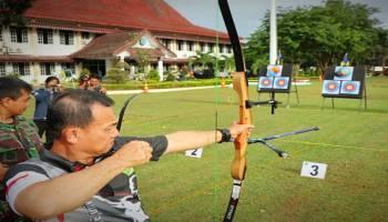 Kejuaraan Panahan Bupati Cup Pertama di Kabupaten Bangka Resmi Digelar