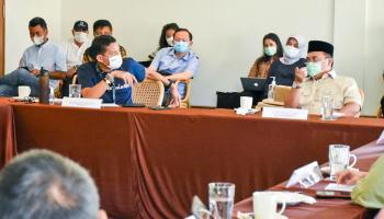 KEK Tanjung Kelayang Diresmikan, Siap Tampung Lima Ribu Pekerja