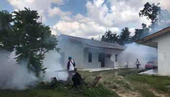 Kelurahan Matras Jadi Daerah Sebaran Tertinggi Kasus Demam Berdarah