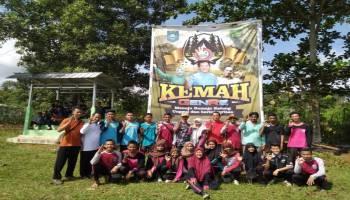 Kemah Genre Kampung KB Besaoh Desa Munggu Ciptakan Karakter Remaja Unggul