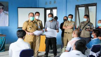 Kembangkan TPI, Gubernur Erzaldi Konsisten Tampung Masukan Warga