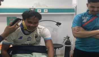 Kemenangan Babel United Dibayar Cedera Parah Rian Miziar