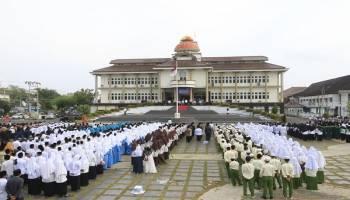 Kementerian Agama Kota Pangkalpinang Peringati Hari Santri