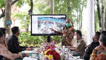 Kementerian LHK Dukung Babel Menjadi Lumbung Pangan Nasional