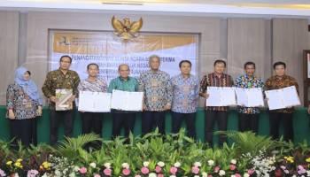 Kementerian PUPR Serahkan Hibah Aset Kepada Pemkot Pangkalpinang