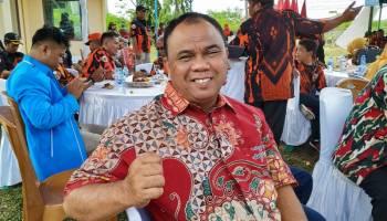 Kepala Dinas Kesbangpol Bangka Ajak Semua Organisasi Bekerjasama Bangun Kabupaten Bangka