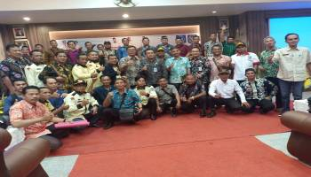 Kepala Dinas PMD Ajak Kades untuk Saling Kerja Sama