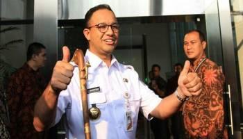 Ketika Nasdem Memuji Anies dan Mengkritik Jokowi Dalam Menyelesaikan Banjir Jakarta