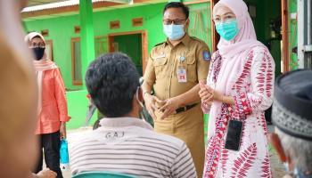 Ketua Dekranasda Babel Dorong UMKM Tanjung Niur Manfaatkan Teknologi
