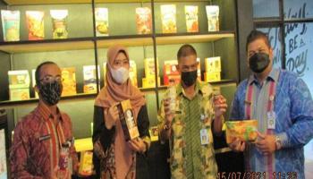 Ketua Dekranasda Bateng Berikan Apresiasi UPTD RPK Babel