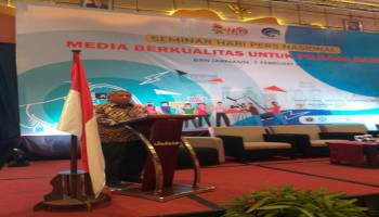 Ketua Dewan Pers Berharap Pers Bisa Jadi Penghangat Pilkada Serentak 2020