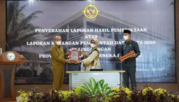 Ketua DPRD Apresiasi Pemkot Pangkalpinang Raih Opini WTP Keempat Berturut