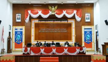 Ketua DPRD Babel Pastikan HK. Djunaidi dan Dolar berada di Pesawat Lion Air JT 610