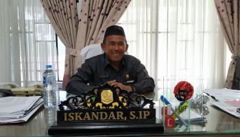 Ketua DPRD Bangka : Rapat Banggar Digelar Tertutup Sudah Sesuai Kesepakatan Peserta Rapat