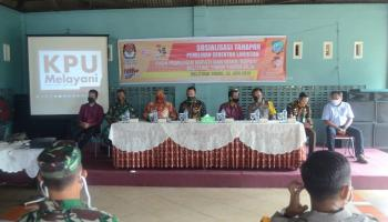 Ketua DPRD Beltim Yakin Pilkada Beltim Bakal Berjalan Lancar Di Tengah Pandemi Covid-19