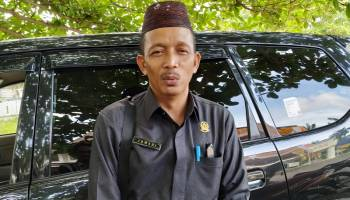 Ketua Komisi II DPRD Bangka Meminta Abun Untuk Mengindahkan Surat Bupati Bangka