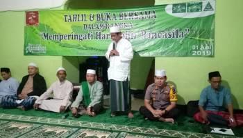 Ketua PCNU Basel Imbau Warga Nahdliyin Amalkan 3 Amalan ini di Akhir Ramadhan