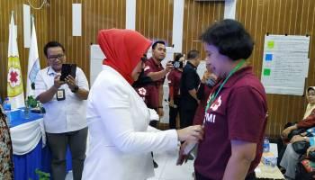 Ketua PMI Bangka: Pembina PMR Harus Lebih Kreatif