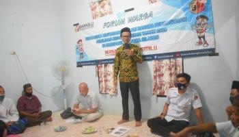 Ketua RT dan RW Rawan Disasar Politik Uang Pilkada Basel