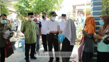 Ketua RT Desa Beluluk Soal Bansos: Pak, Tolong Sampaikan ke Presiden Harapan Kami