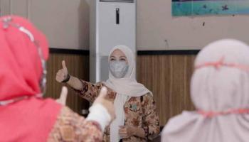 Ketua TP PKK Melati Erzaldi Apresiasi Kinerja Kader Dasawisma di Belitung Timur