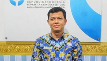 Kinerja Tiga Bulan Ombudsman Babel Selama Kepemimpinan Baru di Tahun 2021