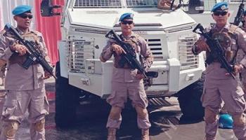 Kisah Tiga Anggota Polisi Kawal Perdamaian di Afrika Tengah