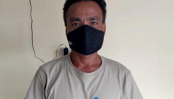Kisruh Dana Kompensasi KIP, Subandi Laporkan Oknum Panitia ke Polres Bangka