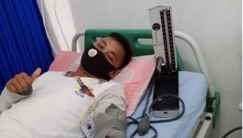 KKN Desa Penyak Gelar Aksi Relawan Donor Darah