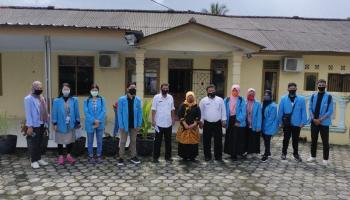 KKN UBB Desa Deniang Siapkan Program Kerja Membangun Desa