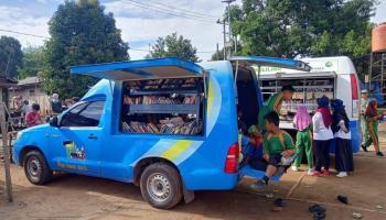 KKN UBB Desa Sungkap Gelar Pelayanan Kesehatan Gratis