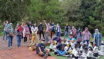 Kolaborasi Babel Creathorium dan The Local Enablers Wujudkan UMKM Lokal Naik Kelas