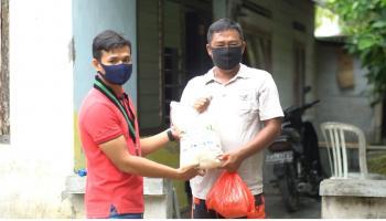 Kolaborasi Cipayung Plus Babel dan PT Timah Salurkan 2000 Paket Sembako