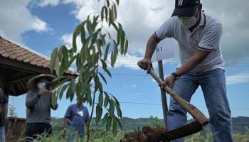 Kolaborasi KBI-UGM Yogya, Tingkatkan Ekonomi Masyarakat Desa Selopamioro