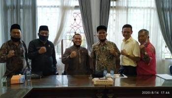 Komisi I DPRD Kabupaten Bangka Bahas Pesangon Karyawan PT FAL