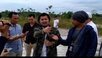 Komisi III DPRD Bateng : Spot Penjagaan Sudah Dianggarkan, Seharusnya tidak Ada Pembiaran Penjarahan