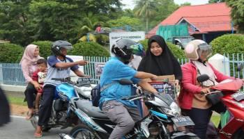 Komunitas Babar Galang Bantuan Tsunami Selat Sunda