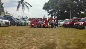 Komunitas Karimun Club Babel Jelajah Wisata Bangka Utara