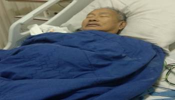 Kondisi Melemah, Zulkarnain Karim dipindahkan Ke RSCM Jakarta