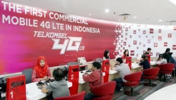 Koneksi Broadband Telkomsel Sambungkan Beribu Pulau