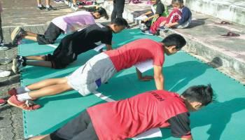 Koni Bangka Siap Bawa 360 Kontingen Porprov Ke Bangka Tengah