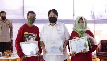 Konsisten Selamatkan Satwa, Dirut PT Timah Raih Penghargaan dari KLHK