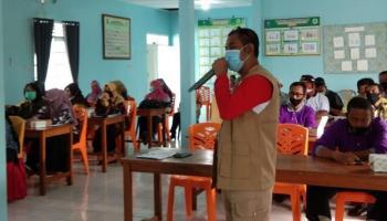 Koordinator Satgas Relawan Simpul Babel Ingatkan Pemerintah Agar Siap Hadapi Gelombang II Covid-19