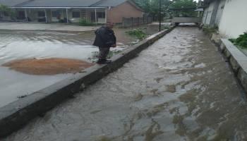 Koramil 413-06 Sungailiat Siap Bersinergi dengan Pemda Antisipasi Banjir