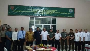 Korem 045 Garuda Jaya Tingkatkan Sinergi dengan Pemerintah Daerah dan Tokoh Masyarakat