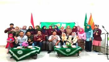 Korwil II IKAHIMATIKA Kunjungi Kampus STKIP Muhammadiyah Bangka Belitung