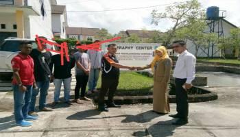 KPAD Babel Kunjungi Panti Rehabilitasi Napza